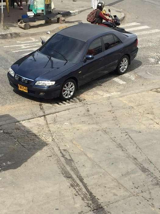 Mazda 626 1999 - 214 km