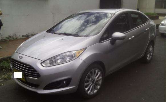 <strong>ford</strong> Fiesta  2017 - 45000 km