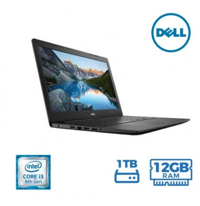 Laptop Dell Core I3 de 8va Gene Nueva