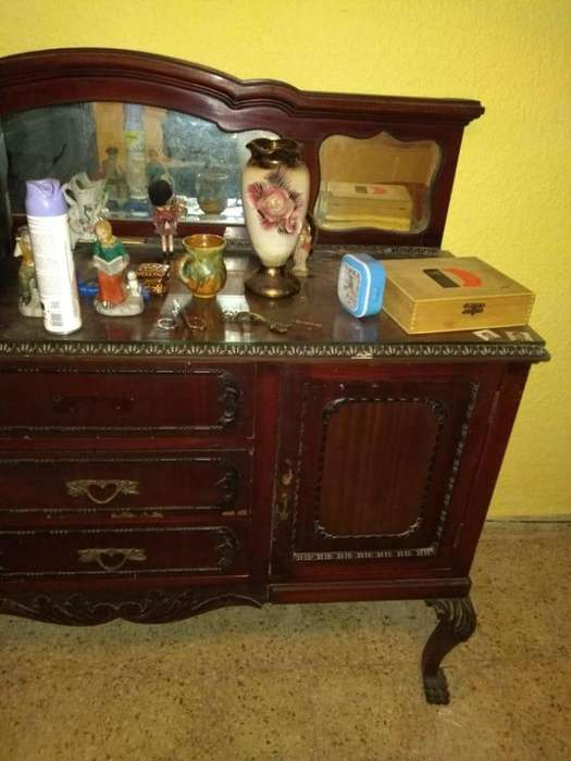 Mueble de tocador con cajonera y espejos. Ideal <strong>dormitorio</strong>