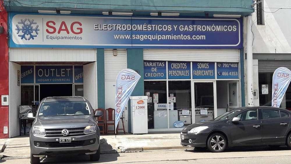 OFERTAS IMPERDIBLES EN EQUIPAMIENTOS GASTRONOMICOS!!! Av. Arijon 2423 tel.4664353