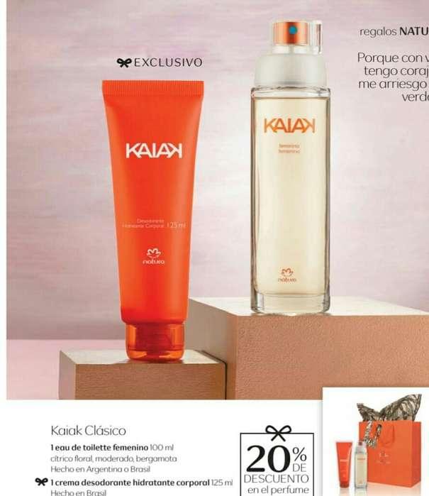 Kaiak de Mujer Perfume de Natura