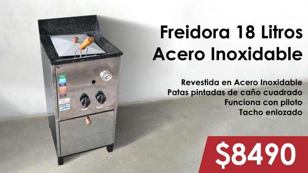 FREIDORA 18 LITROS