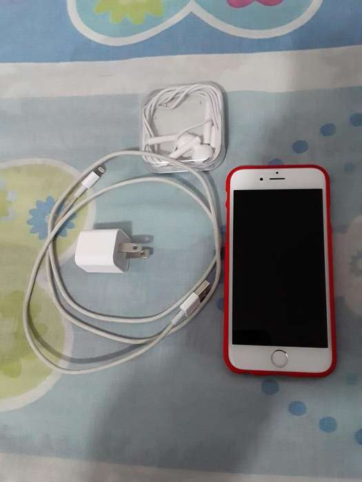 Vendo O Cambio iPhone 6 Normal de 64G