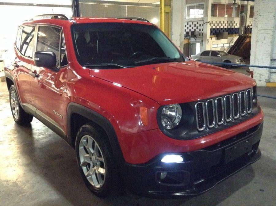 JEEP Renegade 2018 - 9876 km