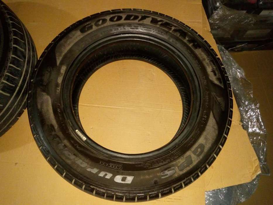 Cubiertas impecables <strong>goodyear</strong>