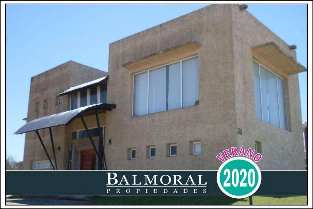Ref: 8770 - Casa en alquiler, Pinamar, Zona Lasalle