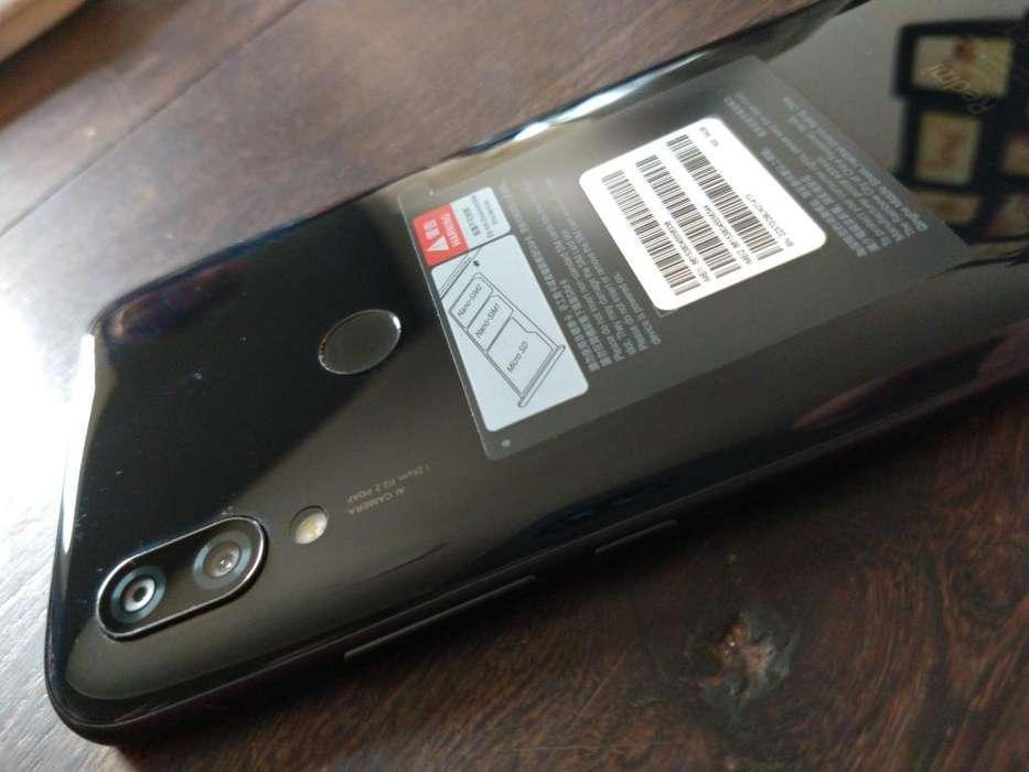 Vendo Xiaomi Redmi 7 con 1semana de Uso