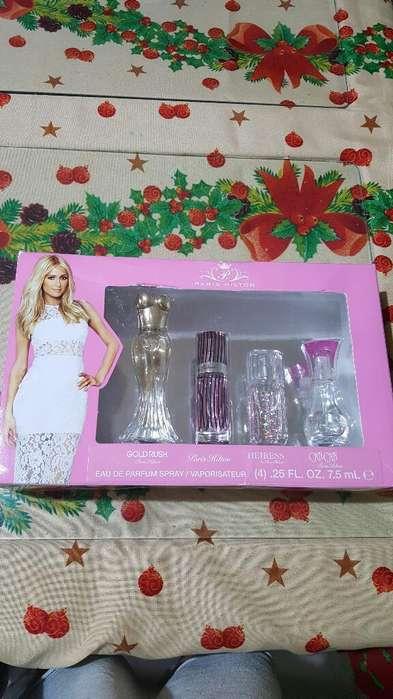 Perfumes Paris Hilton