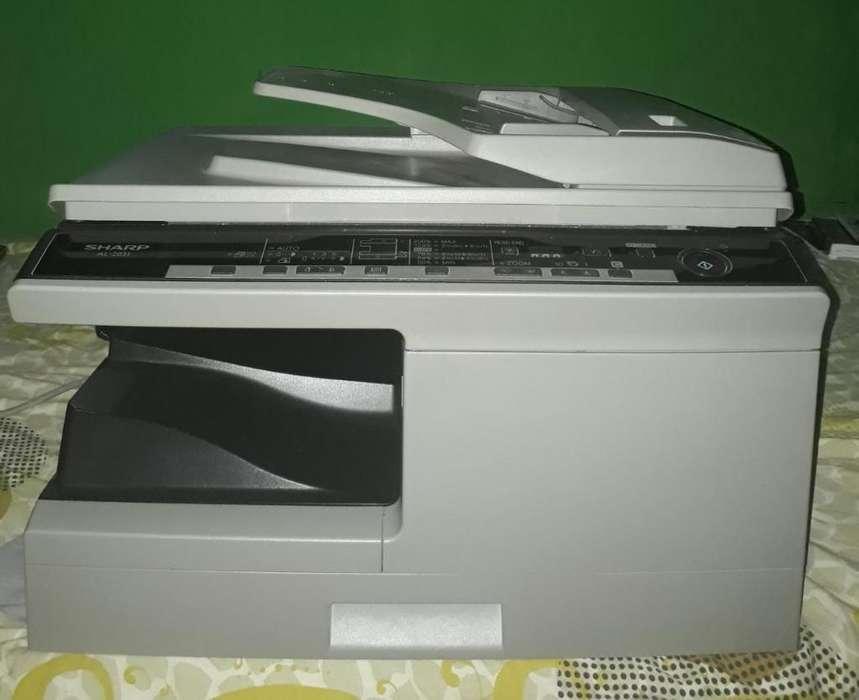 Vendo Fotocopiadora Sharp Al2030