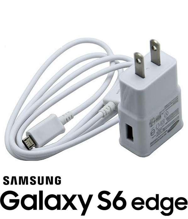 Original Cargador Samsung S6 Edge S6 de 2a Cable Mini Usb Micro