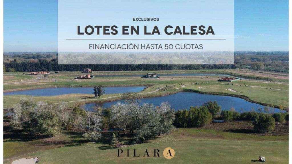 Barrio La Calesa, Pilará Lote / N 471 - UD 164.700 - Terreno en Venta