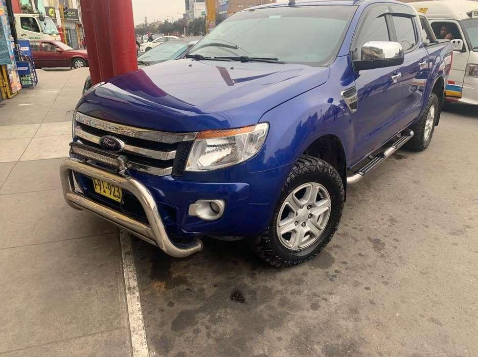 <strong>ford</strong> Ranger XLT 2014 - 66456 km