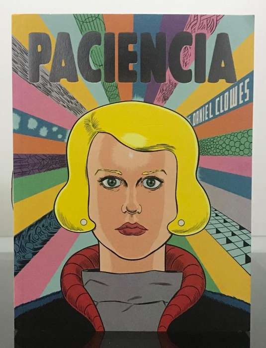 PACIENCIA de Daniel Clowes Novela Gráfica ¡NUEVO y ORIGINAL! WSP: 969538616.