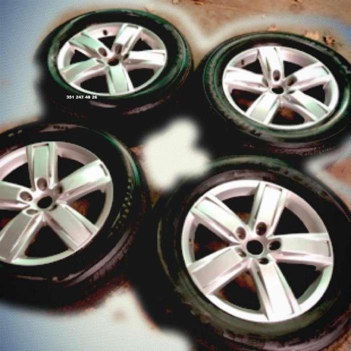 <strong>llanta</strong>s y cubiertas Bridgestone HT 265 60 18 AMAROK todo nuevo sin ningun uso