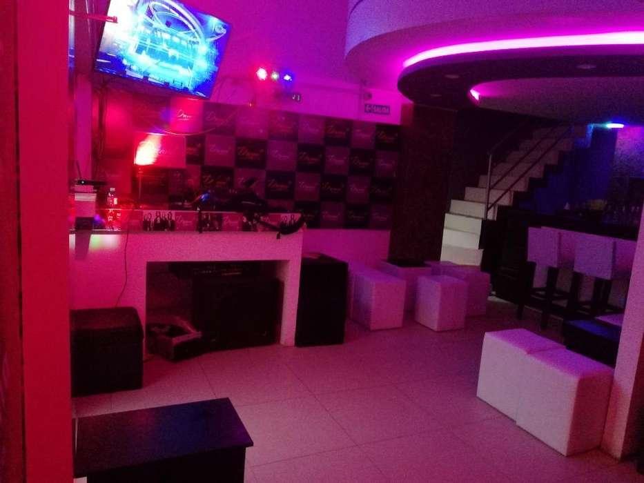 Disco Bar en Venta