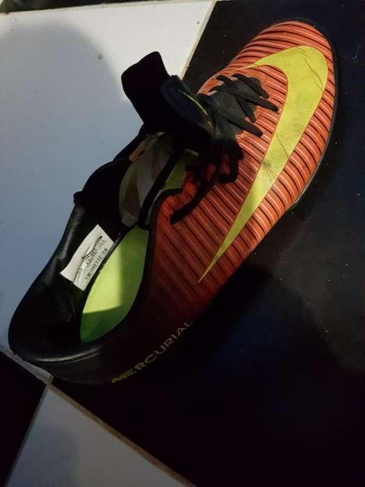 Vendo Zapatillas F5(talle 38) Poco Uso