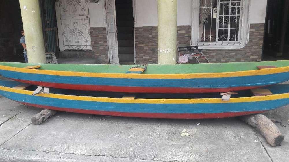 Canoas de 6 Varas