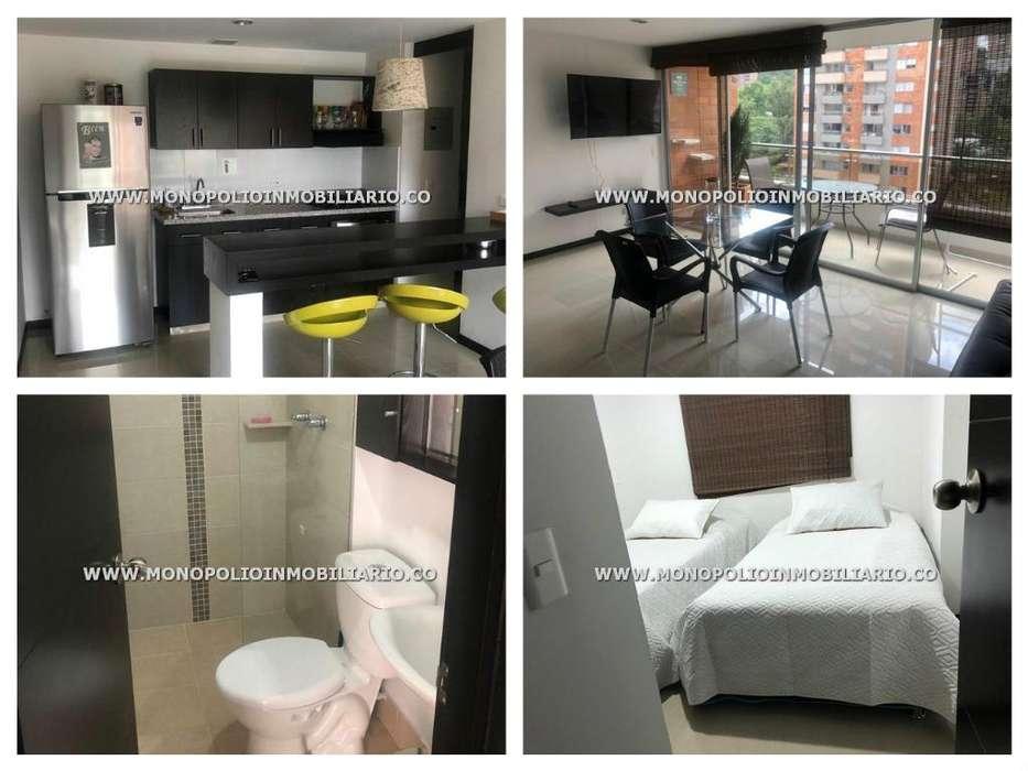 <strong>apartamento</strong> AMOBLADO EN ALQUILER - SABANETA COD:-*-/14688