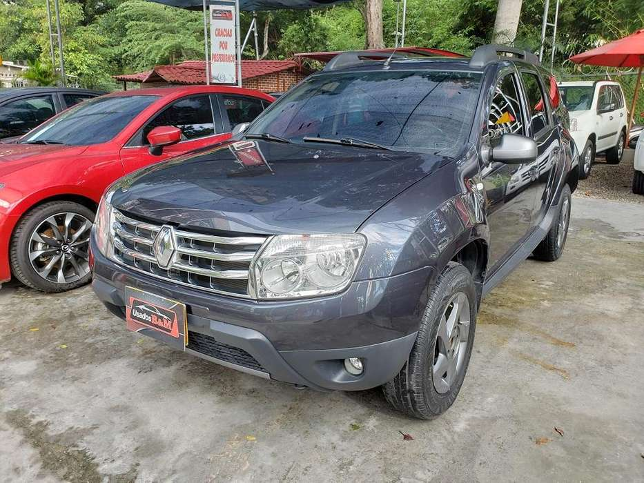 Renault Duster 2016 - 81421 km