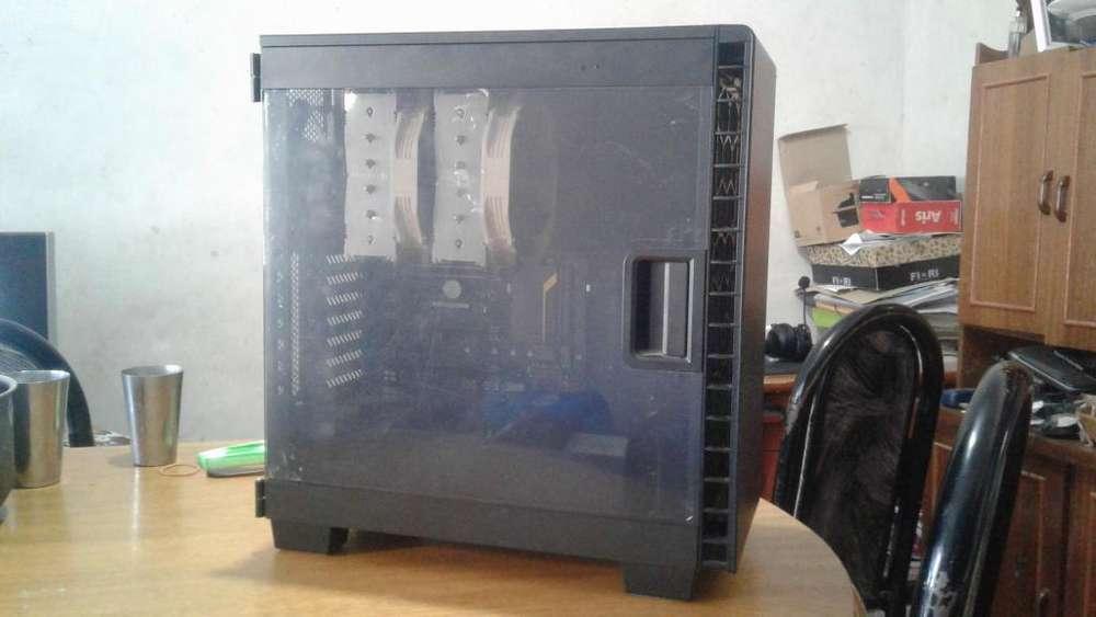 Vendo PC, placa de video y componentes