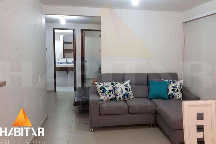 Se Alquila Apartamento Totalmente Amoblado en cañaveral, Bucaramanga