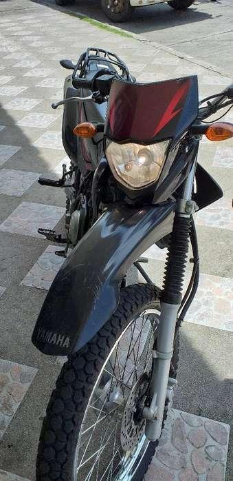Yamaha Xtz Modelo 2016