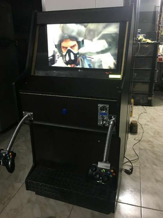 Maquina Video Juego Xbox360
