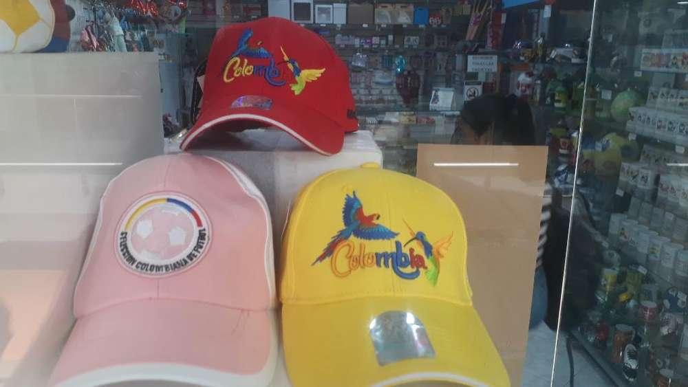 Gorras de Colombia