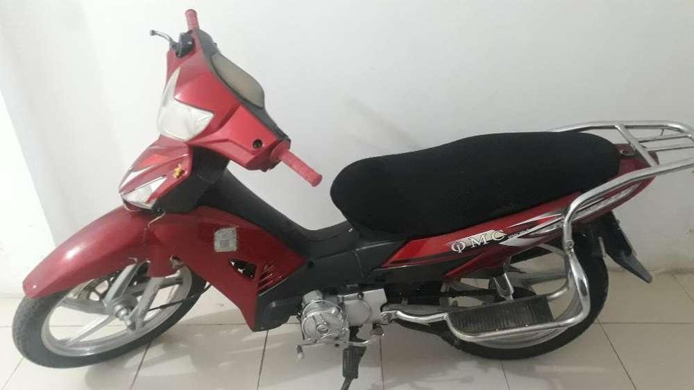 Vendo Moto Qmc 110