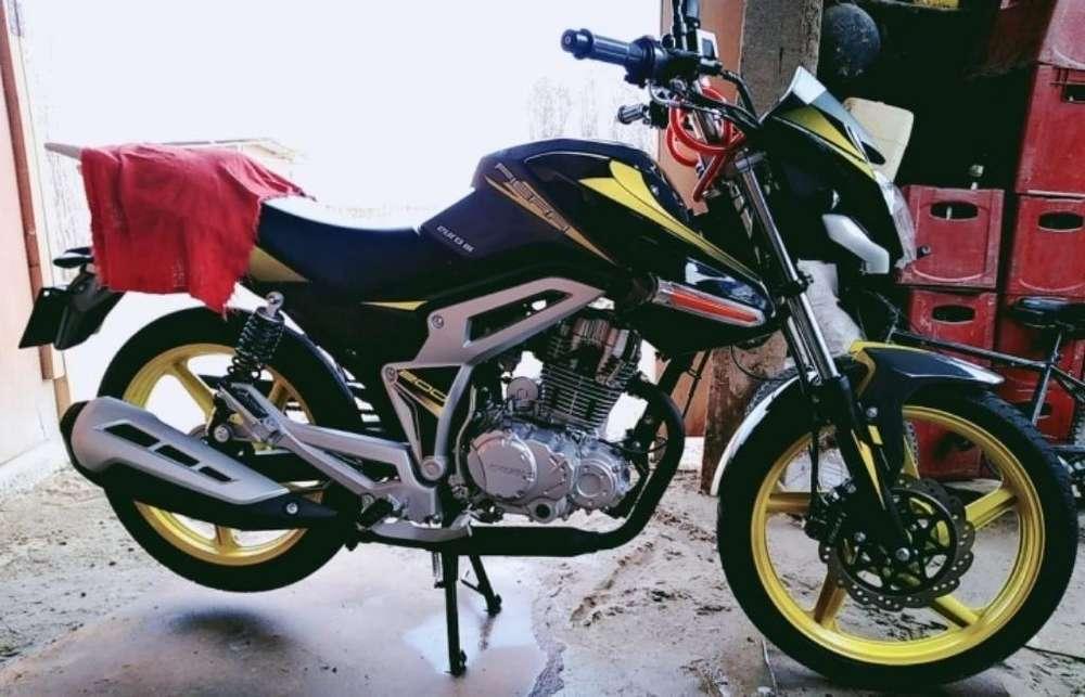 Moto Ilalika Motor 200 Nueva