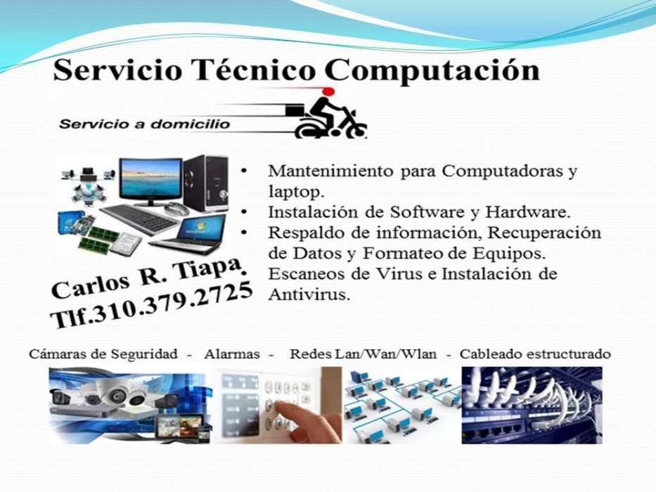 Servicio Tecnico Sistema