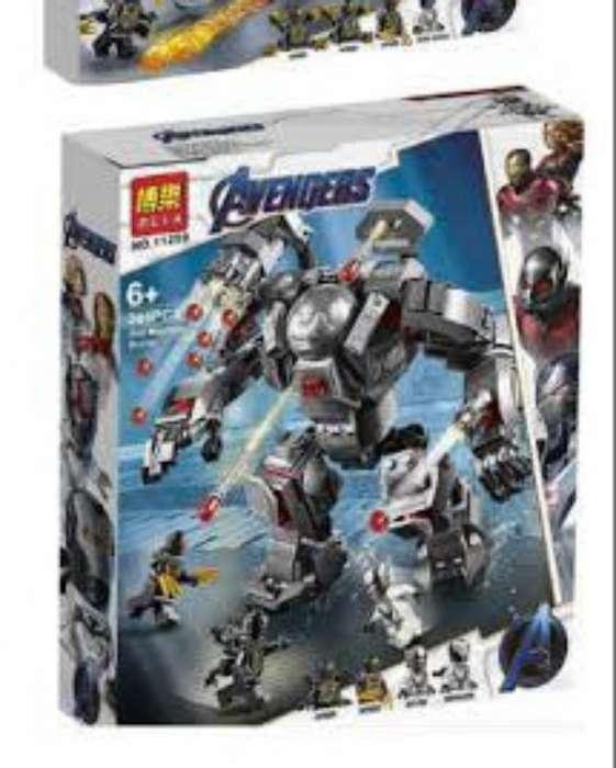 Avenger Endgame Lego Bela