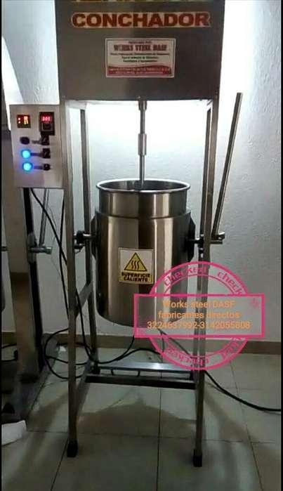 refinador conchador de cacao-tostadora descascarilladora prensa mezclador dosificador desplumadora despulpadora