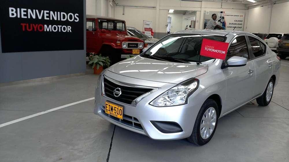 Nissan Versa 2018 - 8559 km