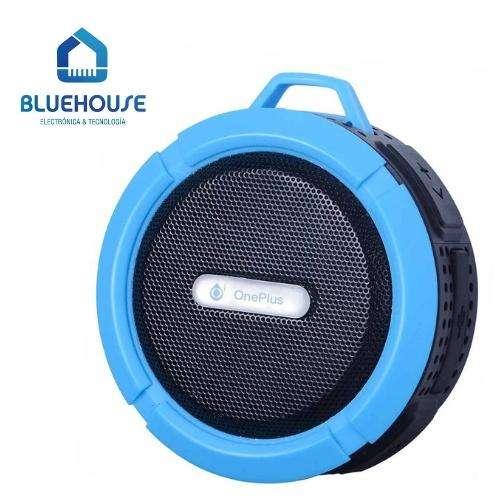 Parlante Bluetooth de ducha con sopapa resistente al agua