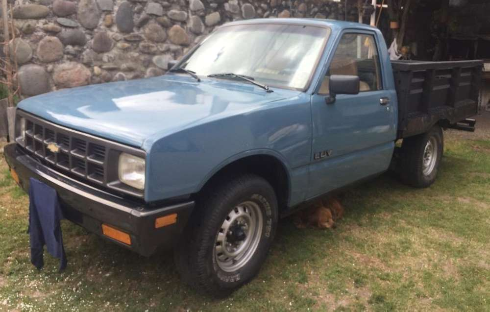 Chevrolet Luv 1988 - 0 km