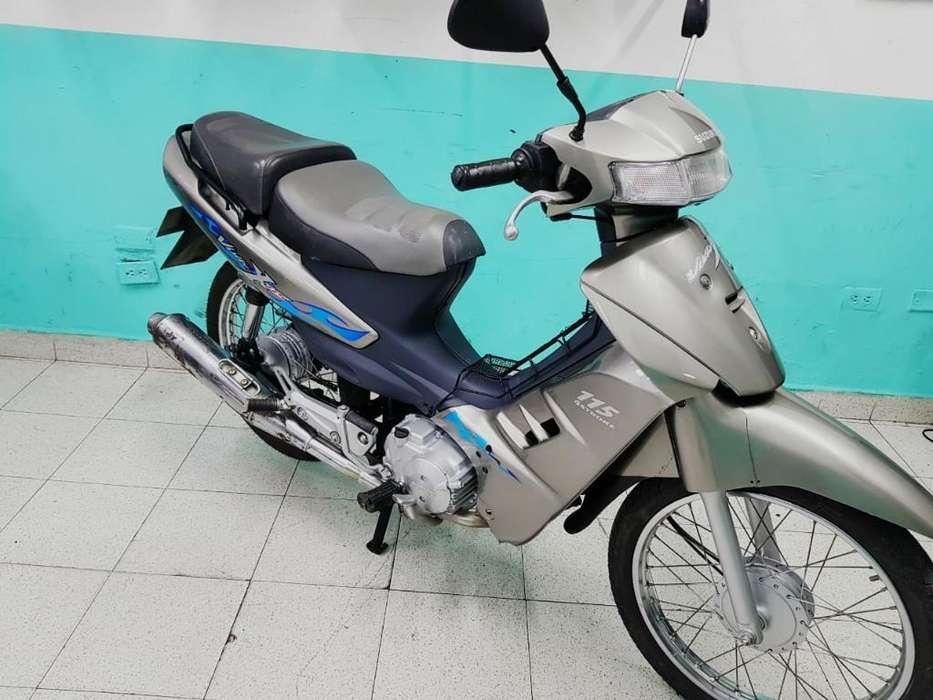 Suzuki Vivax 115 Modelo 2007