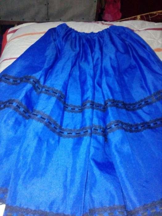 Falda de baile