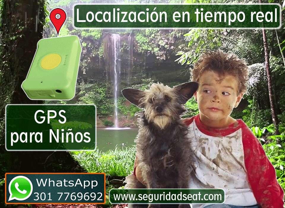 GPS Localizador Satelital para Personas: Ancianos, Niños, deportistas, turistas, mercancias. Cali.