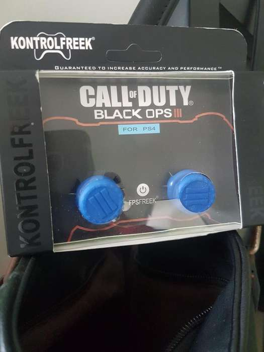 Kontrol Freek para Ps4