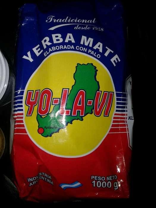 Yerba Yo La Vi