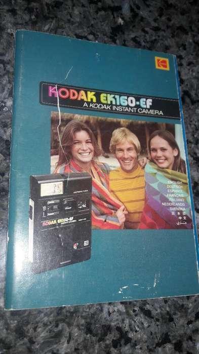 Cámara Revelado Instantáneo Kodak