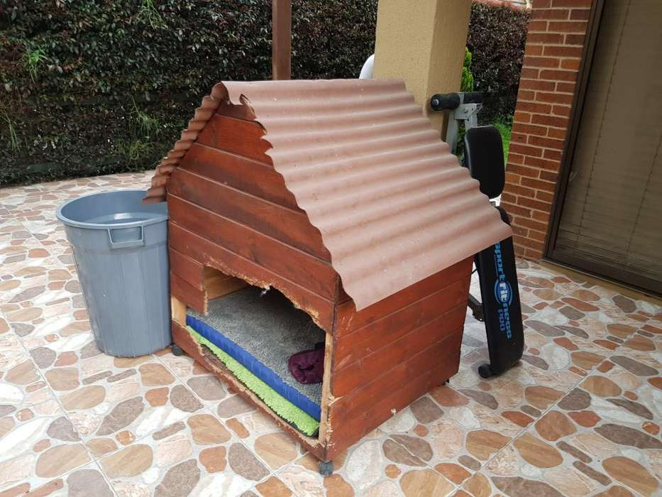 Se Regala Casa de Perro
