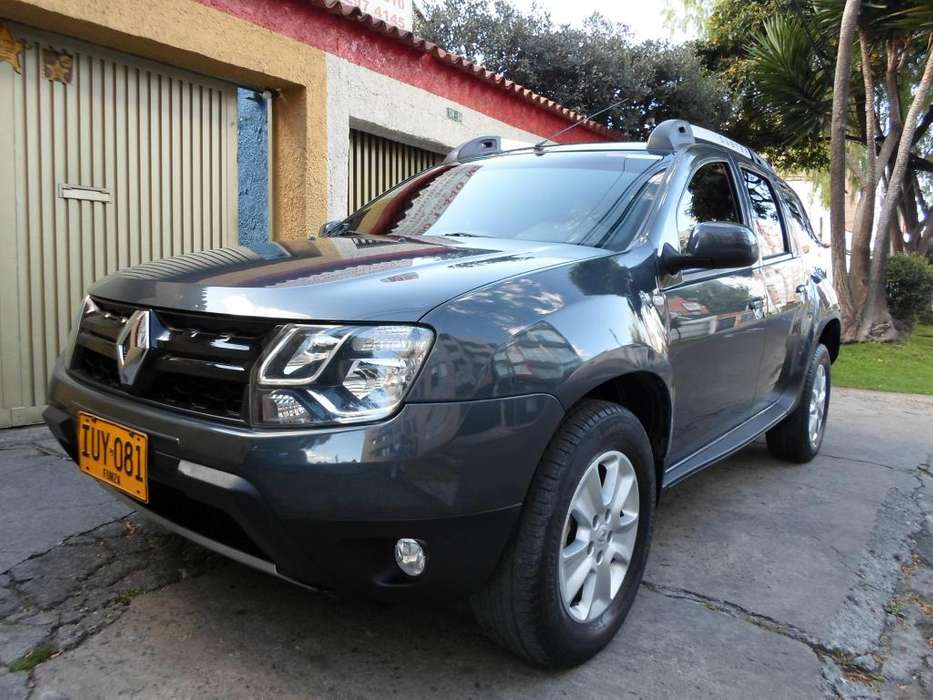 Renault Duster 2017 - 34000 km