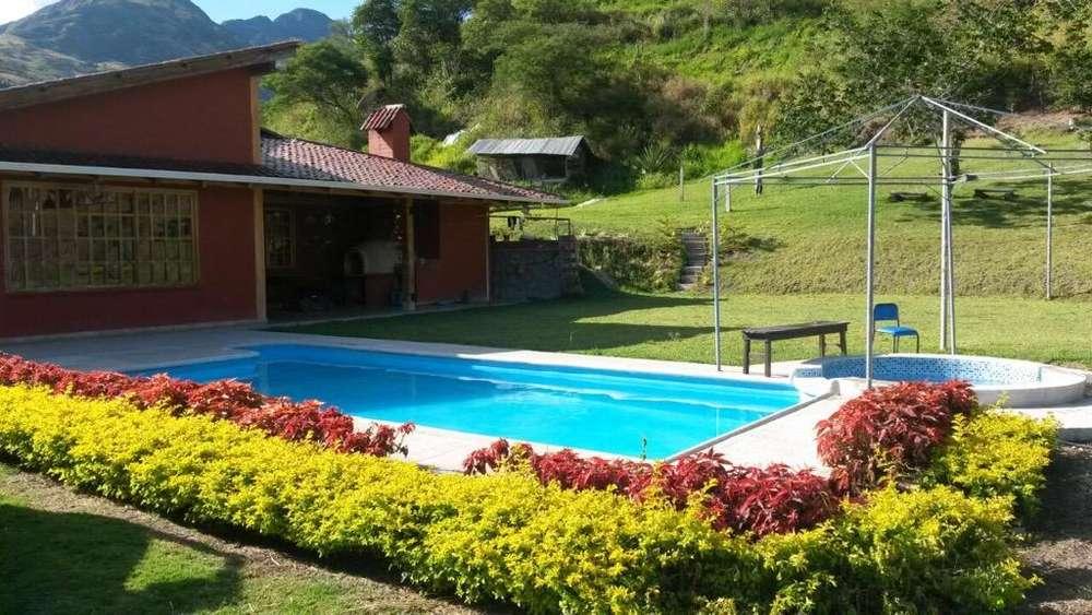 Alquilo Hermosa Propiedad en Yunguilla