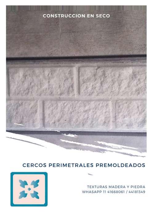 CERCOS PERIMETRALES PREMOLDEADOS-La Florida
