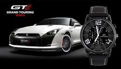 43933a510637 Reloj Grand Touring Deportivo Importado Hombre Varon Cuarzo Japones ...