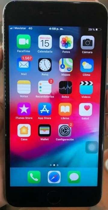 iPhone 6S Plus estado 10 de 10