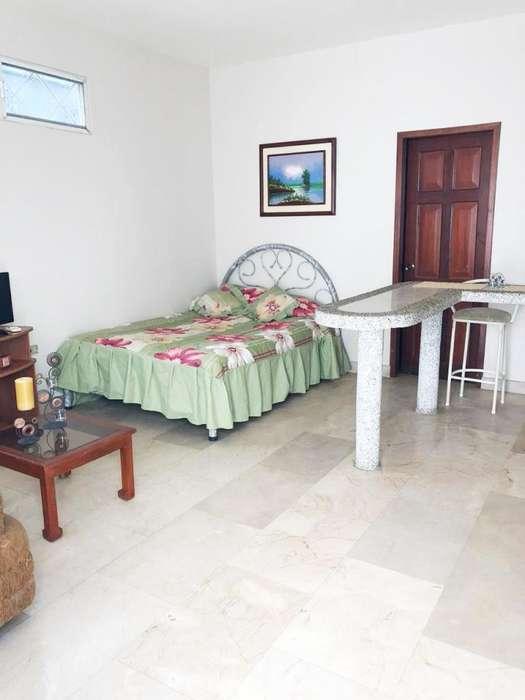 Alquiler de Suite Amoblada en la Garzota, cerca del C.C Mall del Sol, Norte de Guayaquil